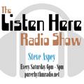 The Listen Here Radio Show - Sat 3rd July 2021 on Pure Rhythm Radio