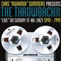 Chas Summers Throwback Show Replay on www.traxfm.org - 13th June 2021