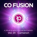 Co:Fusion Vol. 01 - Johnny B & Cameron Drum & Bass Collab Mix