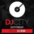 DJ IRON Podcast DJ CITY 2020