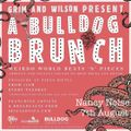 NANCY NOISE LIVE BROADCAST FROM PIKES IBIZA ON SONICA - BULLDOG BRUNCH WITH GRIM & WILSON  7/8/18 <3