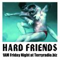 HARD FRIENDS #9 2016-06-10