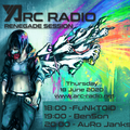 """AuRo Janks rolling out live on """"Renegade Sessions on Arc Radio"""""""