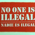No One Is Illegal by Dj Gudari