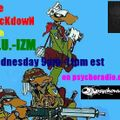 the Buckdown with M.U.- IZM live on psychoradio.org march 3rd 2013