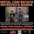 METAL COM BATATA #117 - MUTANTE RADIO