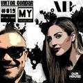 My Soul Radio Show 019 part one / @ Club Dance Radio / 2020 Feb 21 / Viktor Bondar
