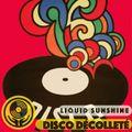 Disco Décolleté - Liquid Sunshine @ The Face Radio - Show #77 - 12-10-2021
