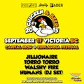 Feel Up Radio Vol.31 - Jillionaire #CNB2015 @ Montreal Piknic Electronik