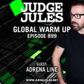 JUDGE JULES PRESENTS THE GLOBAL WARM UP EPISODE 899