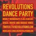 Revolutions Dance Party | Radio Stream #27 - 16th December 2020