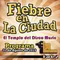FIEBRE EN LA CIUDAD (31 DE AGOSTO 2019) - BLOQUE 2