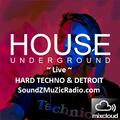 HOUSE Underground Feat. Roman WOMANSKI Live for SMR 6