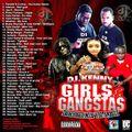 DJ KENNY GIRLS 'N' GANGSTERS VOL 5 DANCEHALL MIX OCT 2K17