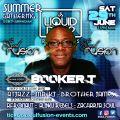 Booker T live: Soul Fusion - Sat 29 June 2019 Deep & Soulful House Arena