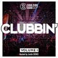 SOULSIDE RADIO CLUBBIN - VOL.1  (Hosted by Justin Demix)