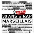 Dj Djel aka The Diamond Cutter - 30 ans de Rap Marseillais (1990-2020)