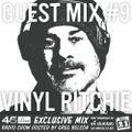 45 Live Radio Show pt. 134 with guest DJ VINYL RITCHIE