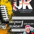 dj underground ice - uk pressure radio sunday 12-3 pm 03.10.21
