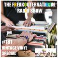 The FreakOuternational Radio Show #181 Vintage Vinyl Special 19/02/2021