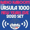 Ursula 1000 Radio Kaboom NYE 2020