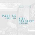 PAUL SG Guestmix + HIGH CONTRAST Spotlight / Shadowbox @ Radio 1 29/03/2015