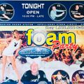 Dj Gotti Live at BCM Foam Party 2007 feat BRAVE HEART INTRO, FOAM PARTY RULES, Tiesto, Warp Bros