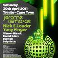 Tony Finger - MOS 20th Anniversary - World Tour - Cape Town -  live mix