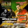 Jam Jah Mondays ft. Artical Sound and DJ Mylz - Post-Shambala 2018