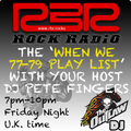 The 'WhenWe 77-79 Rhodesian Playlist' hosted by DJ Pete Fingers