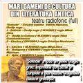 va-ofer-mari-oameni-de-cultura-din-literatura-antica- Sofocle - teatru-radiofonic full -