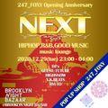 NEXT20201229@BNB,Kyoto_DJ RYUTO(mastered by DJ Y.K.Beats)