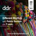 Different Rhythm; pablo & t-woc