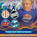 Monday Night Freestyle Megamix 12-28-20