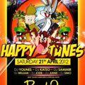 dj Katzo @ Back2 - Happy Tunes 21-04-2012