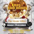 DJ Thierry Xmass @ CLUB INFINITY