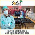 DJ EkSeL - Covid 80's & 90's Quarantine Dance Party (4 Hr Mix)