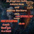 andrea Barbiera AKA LUCIPH3R DJ in nb60 BEAT OF LUCIPH3R for in progress radio Amsterdam