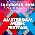 Dimitri Vegas & Like Mike @ Amsterdam Music Festival (Amsterdam ArenA, ADE 2014) – 18.10.2014