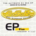 ESP - EP Five - Mixed by DJ Surge