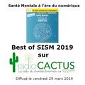 """Santé Mentale à l'ère Numérique #10 : """"SISM 2019 - Best of sur Radio Cactus"""""""