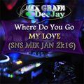 DJ Alex Graffs - Where Do You Go My Love (SenSatioN MIX January 2016)