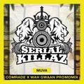 Serial Killaz PromoMix for Comrade DnB x Wah Gwaan Saturdays 12.12.2015 @ SUB