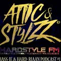 HARDSTYLE FM: Bass-ie & Hard-Riaan freestyle podcast July 2016