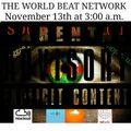 THE WORLD BEAT NETWORK LATE NIGHT WITH SOUND BOY KILLA SLOW-RAP B.P.M.60-73