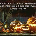 Lee AudioAddictz - AudioAddictz Presents Samhain Masked Ball Livestream - Vinyl Techno Set