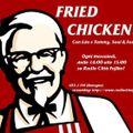 """Fried Chicken """"Avete presente l'Acid Jazz Records?"""". 14 Gennaio 2015."""
