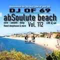 AbSoulute Beach 112 - slow smooth deep