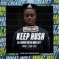Reprezent Live From Adidas |KeepHush with Spentshell, Sicario Sound & Mobset | 15th June 2018