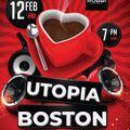 Amber Jamz Special Utopia Boston Valentine's Day Mix - 2.14.2021